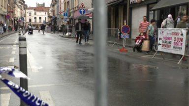 Molenbeek : la Chaussée de Gand partiellement sans voiture jusqu'à dimanche