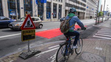 Les cyclistes agacés par les automobilistes au volant