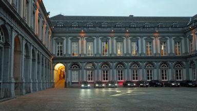 Le Palais d'Egmont entamera en juin la rénovation de ses toitures