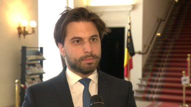 """Georges-Louis Bouchez : """"Il n'y a pas eu de rejet de la candidature de Zakia Khattabi"""""""