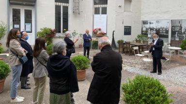 Attentat du Musée juif : une commémoration en cercle restreint