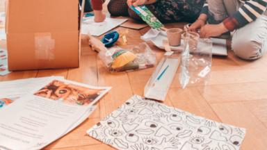 Schaerbeek propose des kits ludiques et pédagogiques pour les enfants