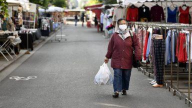 Voici les marchés bruxellois qui reprennent leurs activités cette semaine