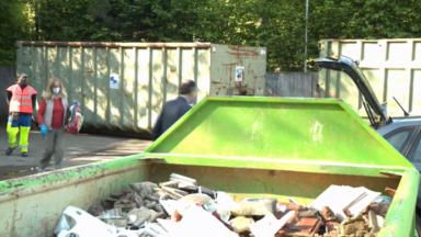 Recyparks : en principe, seuls les dépôts en cas d'impérieuses nécessités sont autorisés