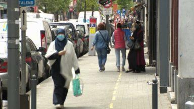 Bruxelles-Ixelles : 152 procès-verbaux dressés pour non-respect du port du masque