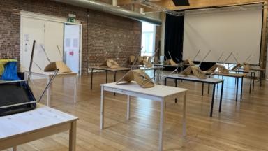 Anderlecht : des salles polyvalentes mises à disposition des étudiants en blocus