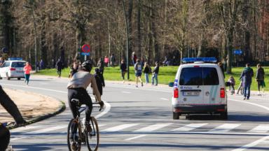 """Un joggeur renversé par une voiture au Bois de la Cambre : """"Il est hors de danger"""""""