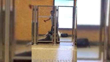 Tentative de meurtre au métro Botanique : six ans de prison requis par le Parquet