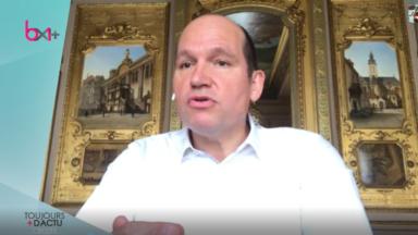 Philippe Close évoque un 'plan Marshall communal' pour le secteur culturel