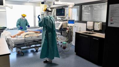 Plus de trente décès en moyenne par jour attribués au Covid-19 en Belgique