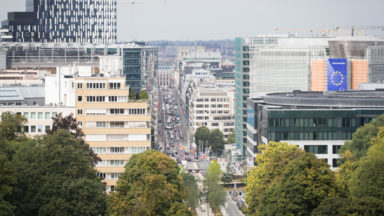 Comment la pandémie de coronavirus va changer Bruxelles