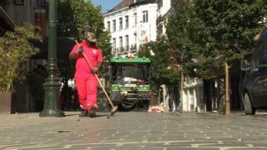 Les masques deviennent un problème de propreté publique
