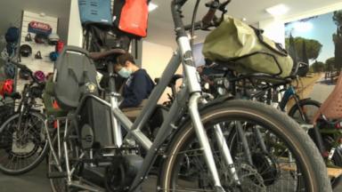 Les magasins de vélo ne désemplissent pas