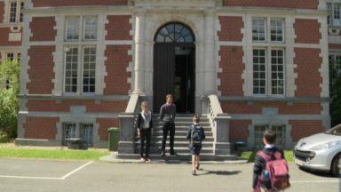 Uccle : l'École Française Internationale reçoit une homologation du ministère français de l'Éducation