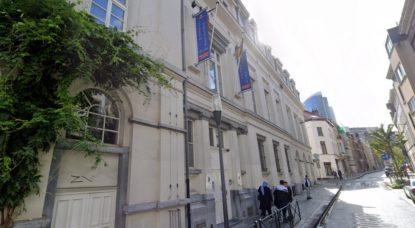 École Joseph Delclef - Saint-Josse - Google Street View