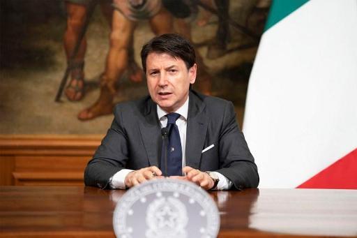 Giuseppe Conte entendu par une juge