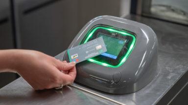 La Stib propose le paiement sans contact avec une carte bancaire ou un smartphone dès le 1er juillet
