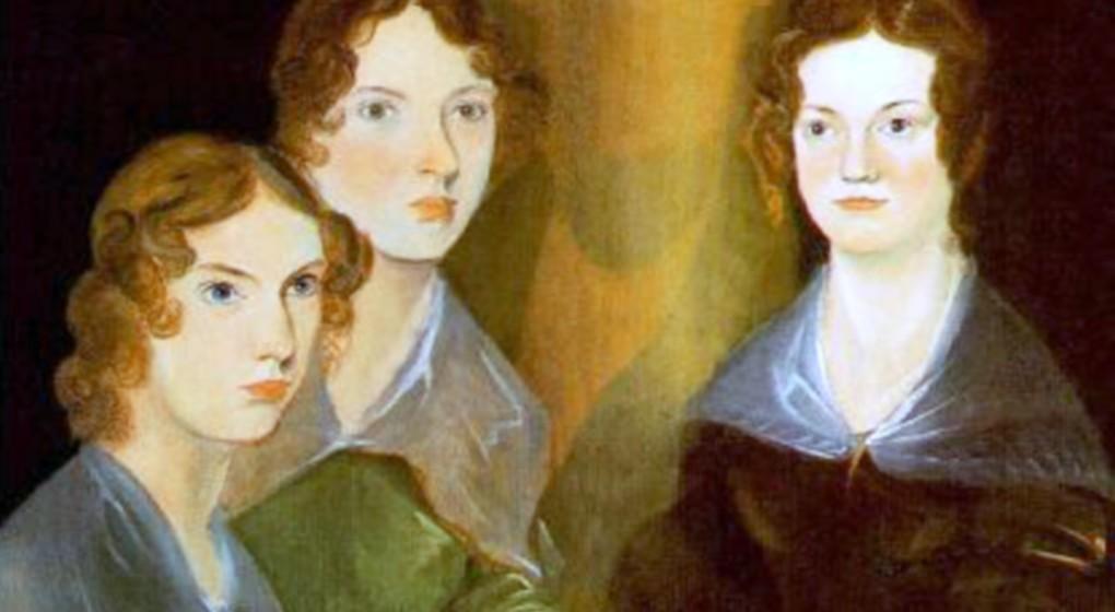 Anne Emily et Charlotte Bronte - Domaine public