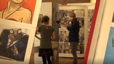 Plusieurs licenciements au Musée Belge de la Bande Dessinée