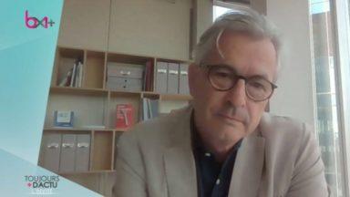 """Bernard Clerfayt : """"Il faut de meilleures conditions de travail pour les travailleurs de la santé"""""""
