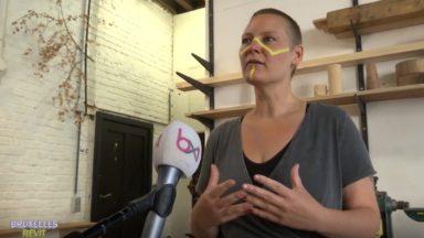 Bruxelles revit : l'artiste Biche de Ville révèle sa poésie pop sur BX1+