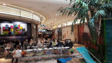 """Terrasse de la brasserie Couleur Café : la juge demande """"une solution conciliée"""" entre le restaurant et la galerie"""