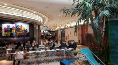 Brasserie Couleur Café - Galerie de la Toison d'Or Ixelles - Capture Google Street View