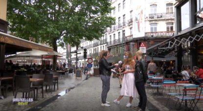 Bruxelles Revit - Cafés Quartier Saint-Géry - 19062020