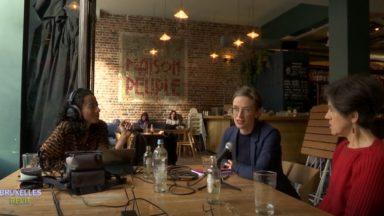 Bruxelles revit : Juliette Roussel et Victoria Calleja s'interrogent sur l'avenir de la culture