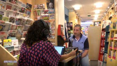 Bruxelles revit : la librairie Bleus d'Encre s'est réinventée durant le confinement