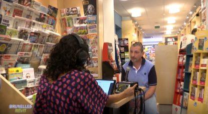 Bruxelles revit - Librairie Bleus d'Encre - 22062020