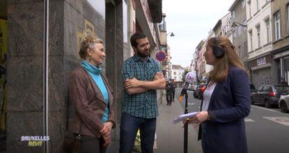 Bruxelles revit - Vivient Blot et Daniele Devisscher