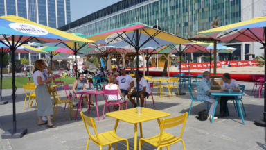 La Ville de Bruxelles maintient les événements de Hello Summer