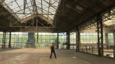 Les infrastructures de Kanal mises à disposition d'artistes pour des entraînements