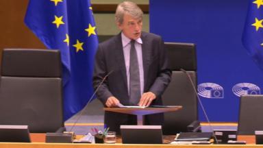 Plainte d'une eurodéputée pour violences policières : le président du parlement européen écrit à Wilmès