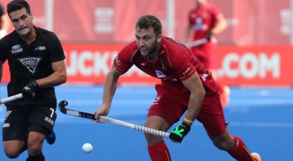 Emmanuel Stockbroekx - Red Lion Hockey - Belga Ben Campbell