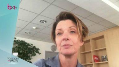 """Estelle Ceulemans (FGTB) : """"Une prime pour les travailleurs du secteur de la santé, cela ne suffira pas"""""""
