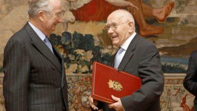 Le baron Etienne Cerexhe, père de Benoit Cerexhe, est décédé à l'âge de 89 ans