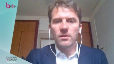 """Gilles Vanden Burre : """"Il faut des mesures de soutien et d'accompagnement plus ciblées pour les plus fragilisés"""""""