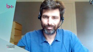 """Gregor Chapelle : """"On risque jusqu'à 30 000 chercheurs d'emploi supplémentaires à Bruxelles"""""""
