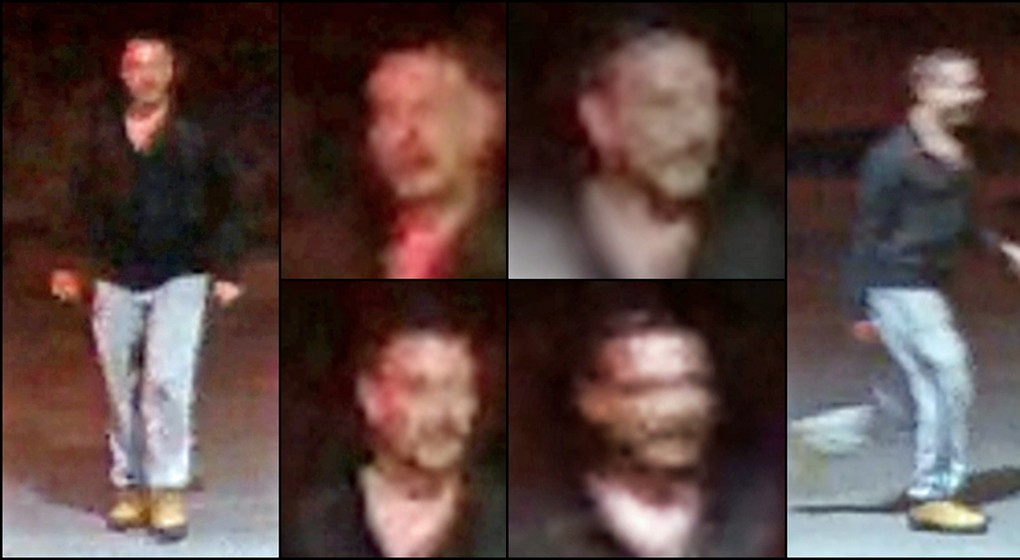 Homme à identifier Anderlecht Septembre 2018 - Police fédérale
