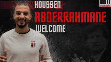 Football : l'international mauritanien Houssen Abderrahmane, cinquième recrue estivale le RWDM