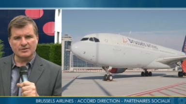 Restructuration de Brussels Airlines : 1000 emplois sur 4000 vont disparaître