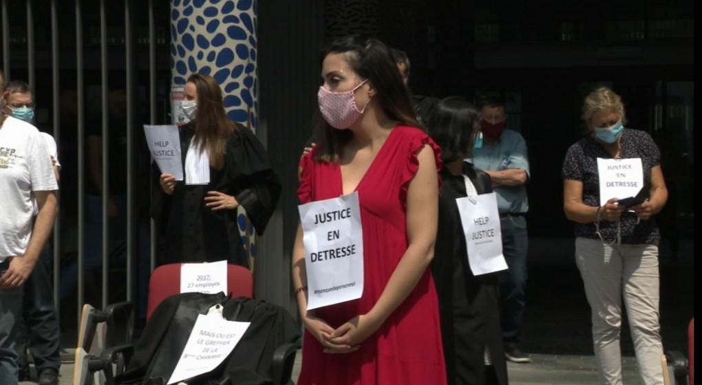 Juges de la Jeunesse Manifestation - Capture BX1