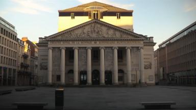 Une vidéo d'un Bruxellois nous dévoile les images incroyables de Bruxelles vide pendant le confinement
