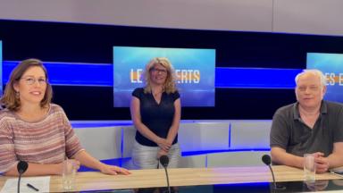 Françoise De Smedt (PTB) revient sur l'indépendance du Congo dans Les Experts