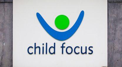 Logo Child Focus - Belga Siska Gremmelprez