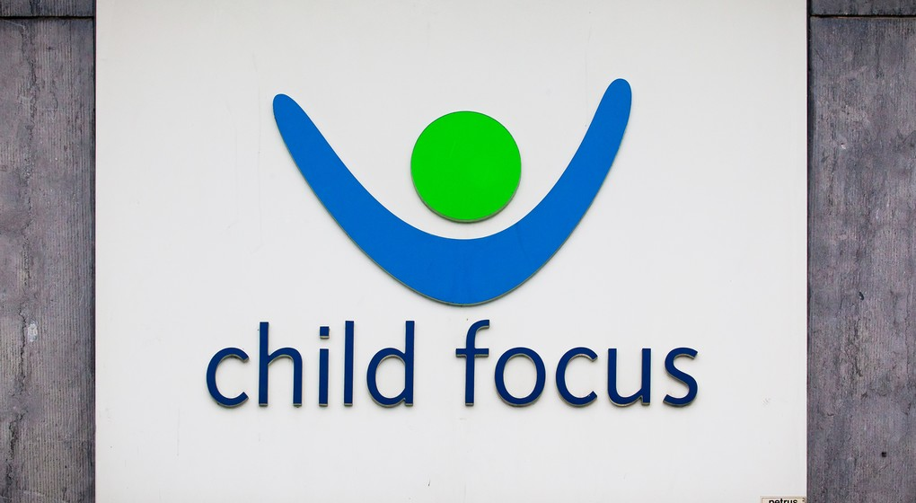 Logo Child Focus - Belga Siska Gremmelprez