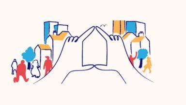 Un crowdfunding pour une maison des droits humains à Bruxelles
