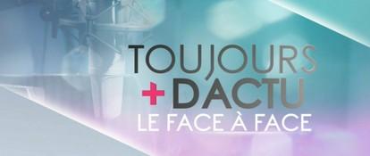 Logo - Face à Face Toujours plus d'Actu - BX1